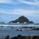 Hawaiian coastline - © Gillian Knox - GillianKnox.com