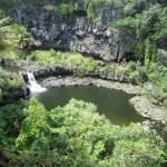 Tropical Swimming Hole - © Gillian Knox - GillianKnox.com