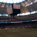 BC Place Stadium - © Gillian Knox - GillianKnox.com